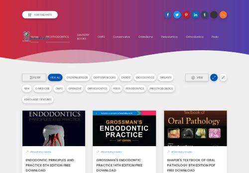 لقطة شاشة لموقع Dentist Universe بتاريخ 26/07/2021 بواسطة دليل مواقع إنسااي